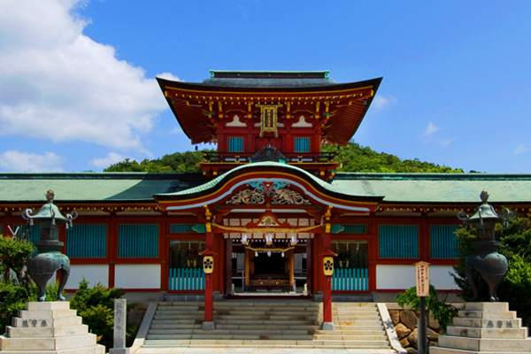 Hofu Tenmangu Shrine