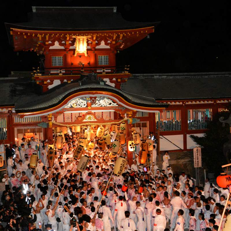 Photo:Gojin-kosai Festival